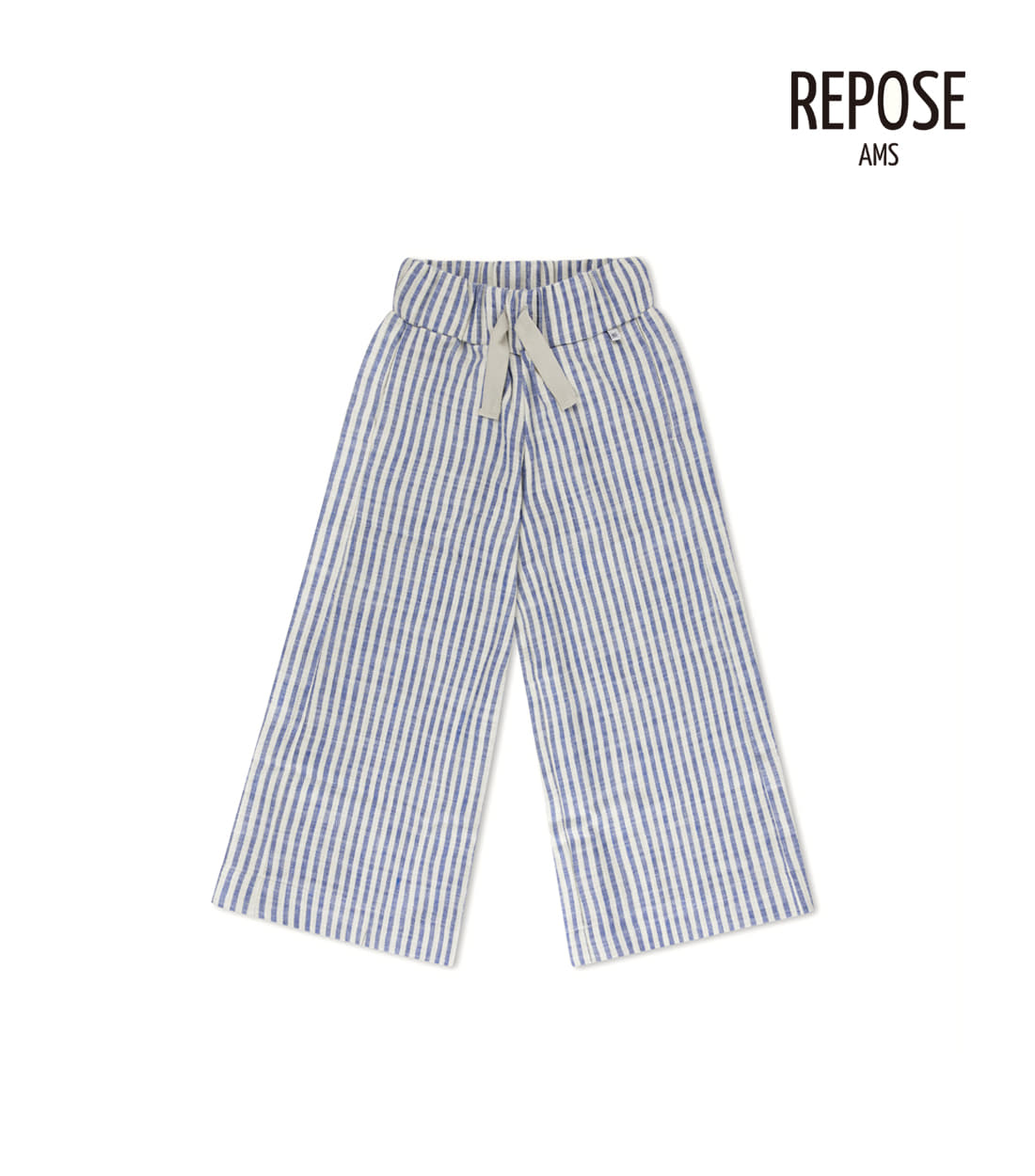 리포즈암스 CULOTTE / BLUE STRIPE